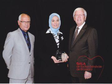 Lina Mohammed Ali honorée